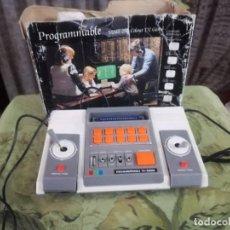 Videojuegos y Consolas: ANTIGUA VIDIO CONSOLA PROGRAMMABLE TV MOD.050 AÑOS 70. Lote 113886983