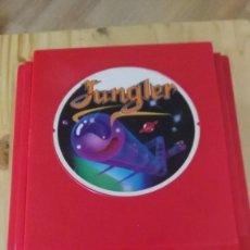 Videojuegos y Consolas: MAQUINITA JUNGLER GAKKEN 1982 FUNCIONANDO TABLETOP NO GAME WATCH-KONAMI. Lote 114009295