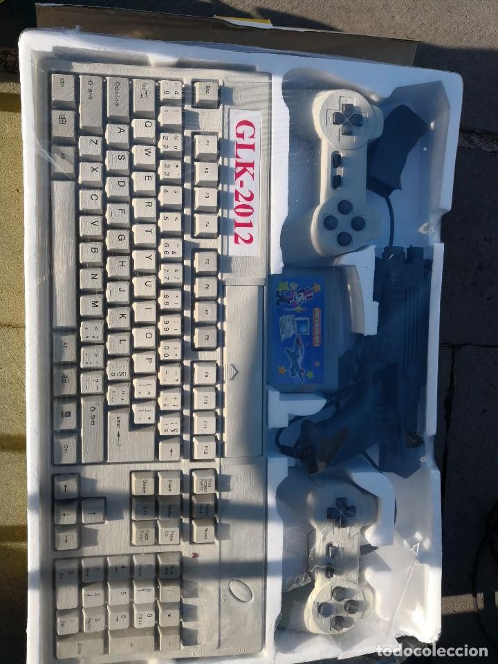 Videojuegos y Consolas: GLK-2012 fucionando con todos los accesorios,videoconsola en su caja - Foto 2 - 114060211