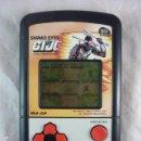 Videojuegos y Consolas: GAME & WATCH SNAKE EYES GIJOE (MICRO GAMES USA - HASBRO 1990) - MAQUINITA MGA-204 - FUNCIONA. Lote 114199895