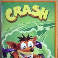 Videojuegos y Consolas: CONSOLA CRASH (TIPO GAME AND WATCH) AÑO 2005 - FUNCIONA. Lote 114560711