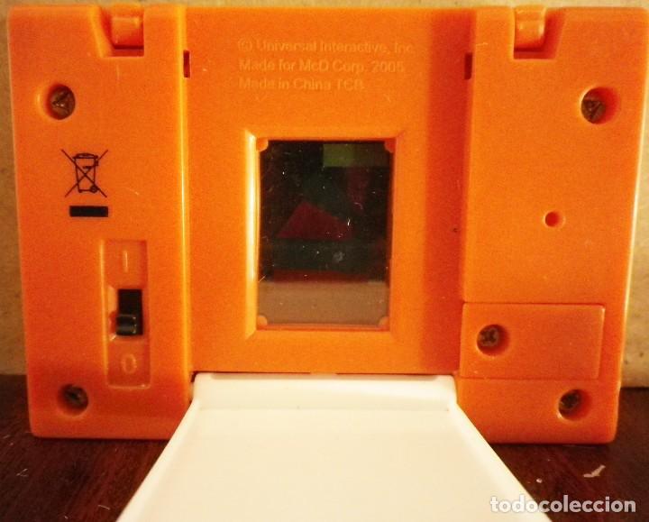 Videojuegos y Consolas: Consola Crash (tipo Game and Watch) Año 2005 - Funciona - Foto 3 - 114560711