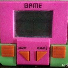 Videojuegos y Consolas: CONSOLA GAME TENIS (TIPO GAME AND WATCH) AÑOS 80 - FUNCIONA. Lote 114562271