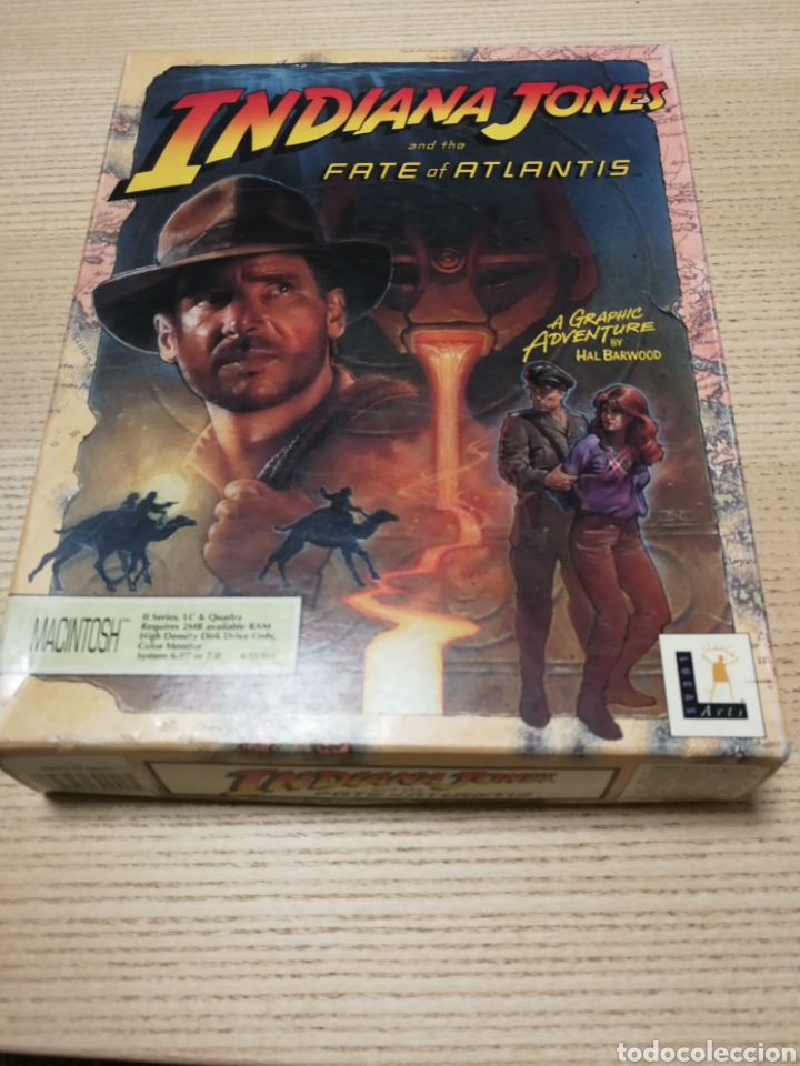 indiana jones and the fate of atlantis download mac