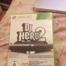Videojuegos y Consolas: DJHERO2 PARA XBOX360. Lote 115747762