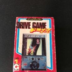 Videojuegos y Consolas: GRIP LEND DRIVE GAME - EIDAI CORPORATION Nº 1 - REF. GK-1 980 - CAJA ORIGINAL - CONSOLA RETRO. Lote 116313539