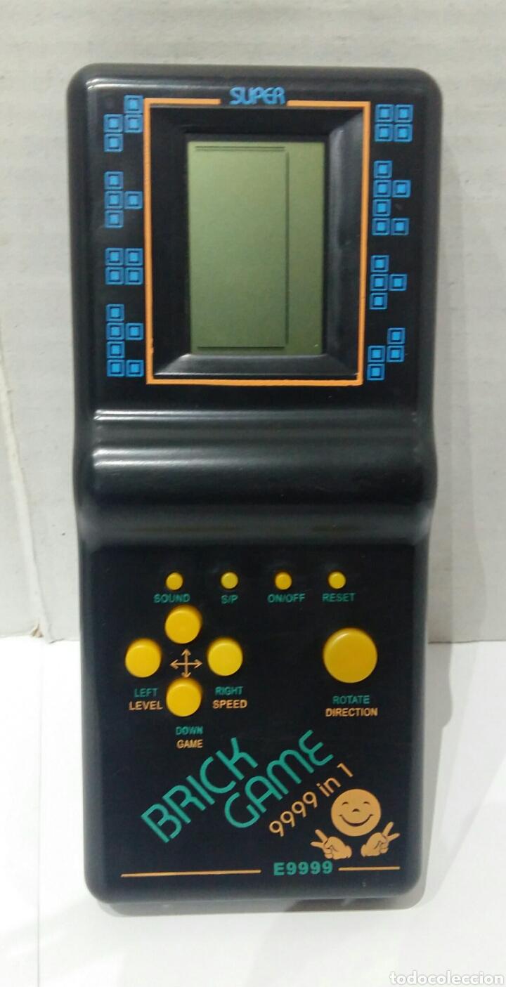 Videojuegos y Consolas: BRICK GAME 9999 IN 1. NUEVA EN CAJA. TETRIS, ARKANOID, CARRERAS DE COCHES.. VARIOS JUEGOS. FUNCIONA. - Foto 2 - 116488908