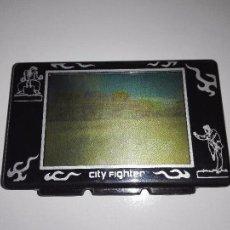 Videojuegos y Consolas: JUEGO CARTUCHO GAME AND WATCH LCD CITY FIGHTER MAQUINITA CONSOLA. Lote 116682923