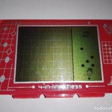 Videojuegos y Consolas: JUEGO CARTUCHO GAME AND WATCH LCD 4 IN CHESS MAQUINITA CONSOLA. Lote 116683111