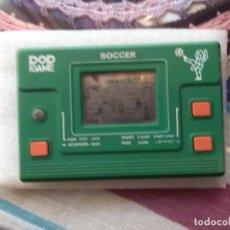 Videojuegos y Consolas: MAQUINITA GAME WATCH SOCCER DE 1981. Lote 116989675