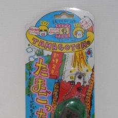Videojuegos y Consolas: TAMAGOTCHI COLOR VERDE TRANSPARENTE, BLISTER ORIGINAL BANDAI, IMPORTADO DE JAPON 1997. Lote 173582707