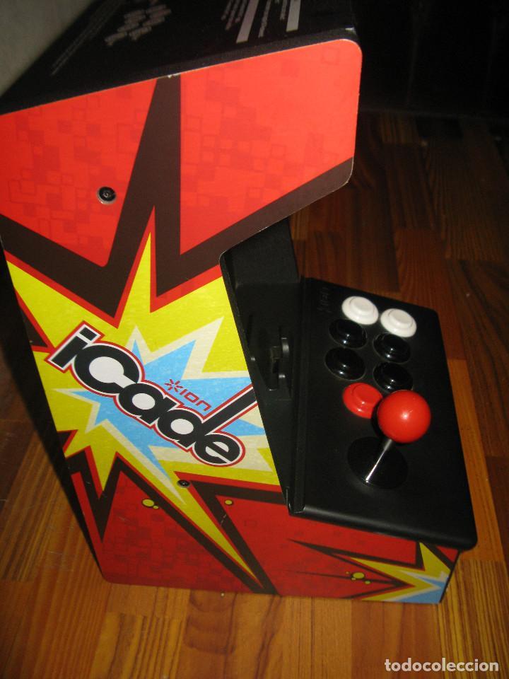 Icade cabinet mame arcade para ipad icade de io - Sold