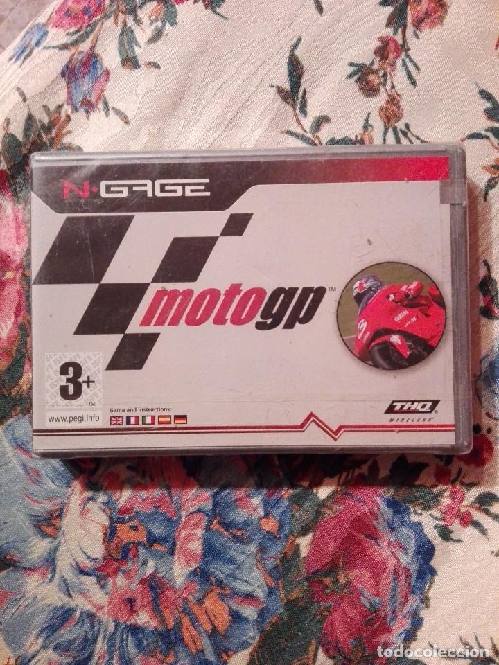 NOKIA N-GAGE MOTO GP (Juguetes - Videojuegos y Consolas - Otros descatalogados)