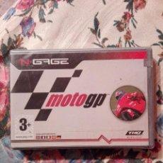 Videojuegos y Consolas: NOKIA N-GAGE MOTO GP . Lote 117239083