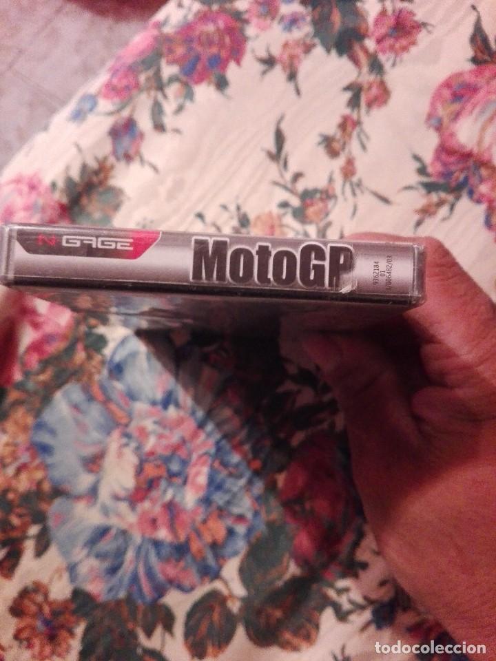 Videojuegos y Consolas: NOKIA N-GAGE moto GP - Foto 4 - 117239083