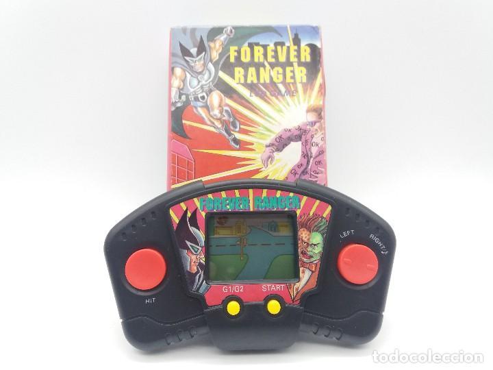 VIDEOCONSOLA FOREVER RANGER LCD GAME (Juguetes - Videojuegos y Consolas - Otros descatalogados)