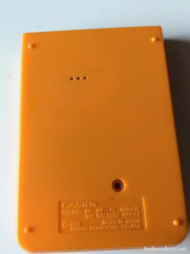 Videojuegos y Consolas: Maquinita Casio Rabbit Farm CG-130A juego vintage años 80 - Foto 4 - 207949542
