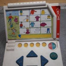 Videojuegos y Consolas: ORDENADOR INFANTIL ANTIGUO LITTLE COMPUTER AÑOS 70. Lote 118087136