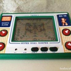 Videojuegos y Consolas: MAQUINITA TIPO GAME WATCH SUPER GOAL KEEPER SIN LA TAPA DE LAS PILAS. Lote 118162087