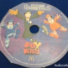 Videojuegos y Consolas: JUEGO FOX KIDS MACDONALDS ( GADGET & THE GADGETINIS ) 2004. Lote 118217839