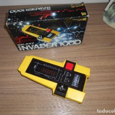 Videojuegos y Consolas: CONSOLA HANDHELD GALAXY INVADER 1000 SPACE BATTLE CGL MARCIANITOS GAME WATCH PROEIN. Lote 154325954