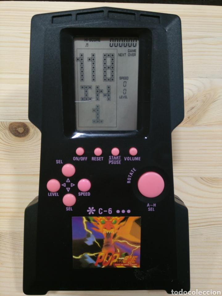Video Consola Portatil Videojuego Tipo Tetris C Comprar