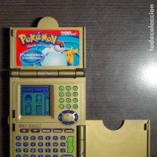 Videojuegos y Consolas: POKÉMON POKEDEX DELUXE ORO TIGER. Lote 235705780