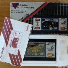 Videojuegos y Consolas: GAKKEN LCD RUNAWAY. Lote 118681112