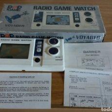 Videojuegos y Consolas: RADIO GAME WATCH VOYAGUER.. Lote 118682130