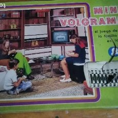 Videojuegos y Consolas: ANTIGUA CONSOLA MINI VOLGRAMA. Lote 120909295