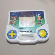 Videojuegos y Consolas: MAQUNITA ELECTRONIC DE SEGA , SONIC 2 DE TIGER 1988. Lote 121213448