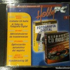 Videojuegos y Consolas: COLECCION COMPLETA MULTIMEDIA HOBBY PC. Lote 121420118