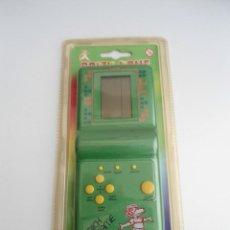 Videojuegos y Consolas: BRICK GAME - BG 2004 - NUEVA A ESTRENAR EN BLISTER SELLADO - COLOR VERDE. Lote 121902411