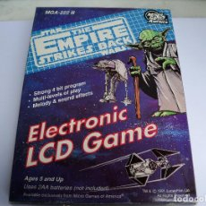 Videojuegos y Consolas: MICRO GAMES OF AMERICA STAR THE EMPIRE STRIKES BACK. Lote 122429011