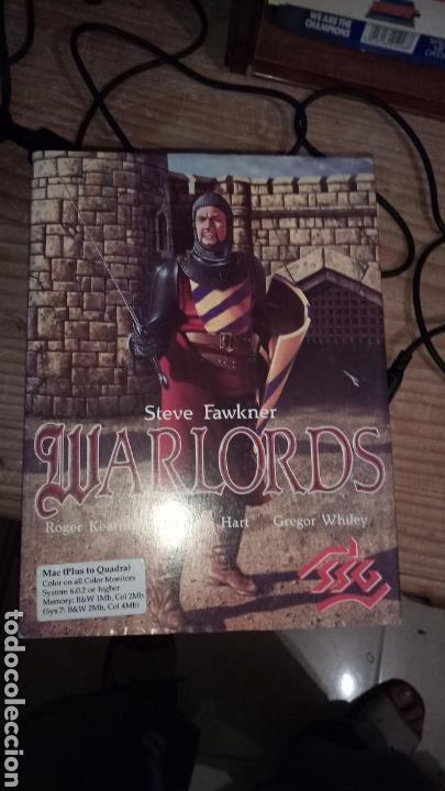 WARLORDS JUEGO MACINTOSH (Juguetes - Videojuegos y Consolas - Otros descatalogados)