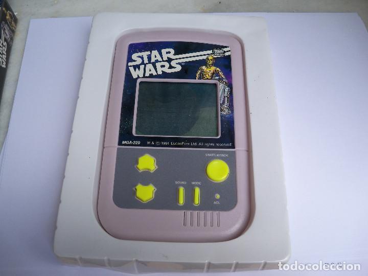 Videojuegos y Consolas: MICRO GAMES OF AMERICA STAR WARS - Foto 4 - 122834579