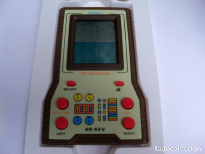 Videojuegos y Consolas: MAQUINITA ELECTRONICA JUEGO LCD GAMES AIR REVENGER DE TRONICA - Foto 5 - 122834639