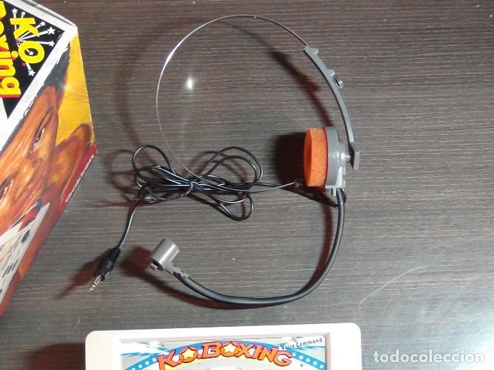 Videojuegos y Consolas: K.O. BOXING DE GAKKEN - MADE IN JAPAN - JUEGO LCD - Ver Video - Foto 3 - 123121659