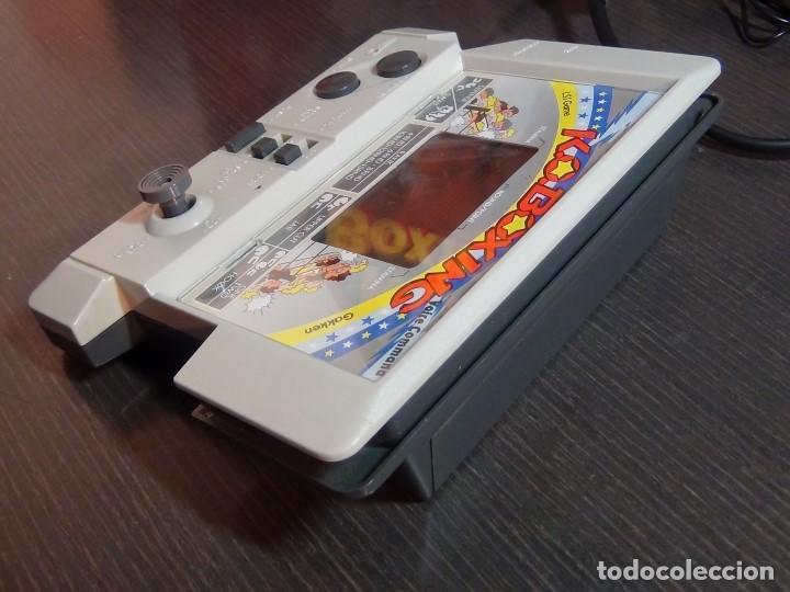 Videojuegos y Consolas: K.O. BOXING DE GAKKEN - MADE IN JAPAN - JUEGO LCD - Ver Video - Foto 5 - 123121659