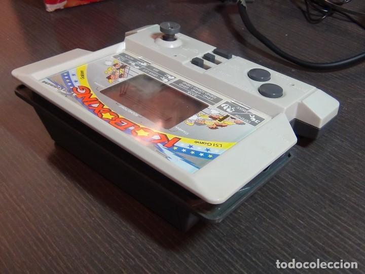 Videojuegos y Consolas: K.O. BOXING DE GAKKEN - MADE IN JAPAN - JUEGO LCD - Ver Video - Foto 6 - 123121659