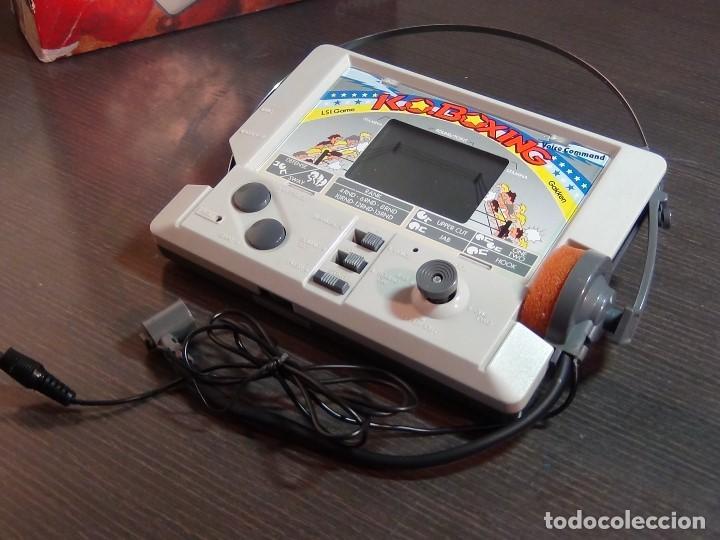Videojuegos y Consolas: K.O. BOXING DE GAKKEN - MADE IN JAPAN - JUEGO LCD - Ver Video - Foto 12 - 123121659