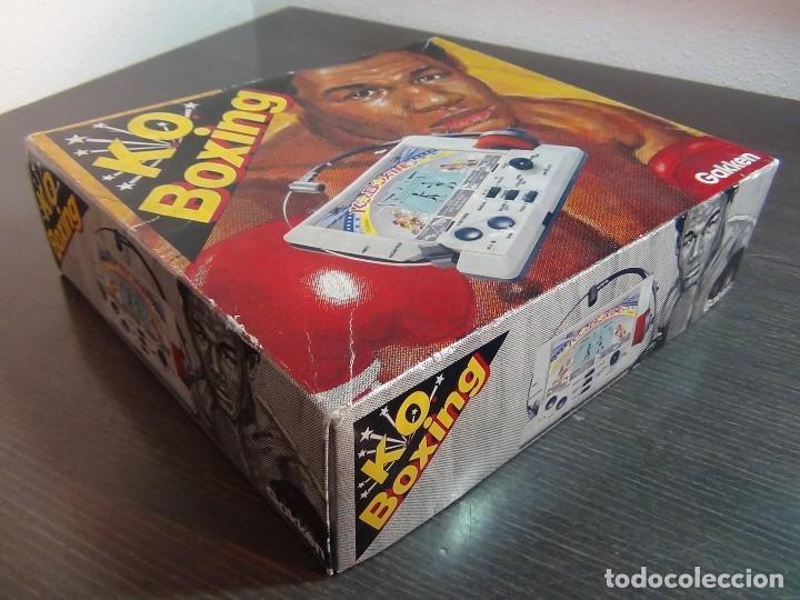 Videojuegos y Consolas: K.O. BOXING DE GAKKEN - MADE IN JAPAN - JUEGO LCD - Ver Video - Foto 14 - 123121659