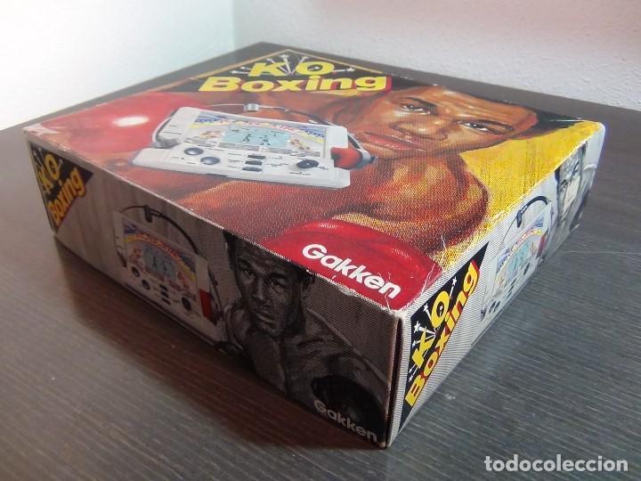 Videojuegos y Consolas: K.O. BOXING DE GAKKEN - MADE IN JAPAN - JUEGO LCD - Ver Video - Foto 15 - 123121659