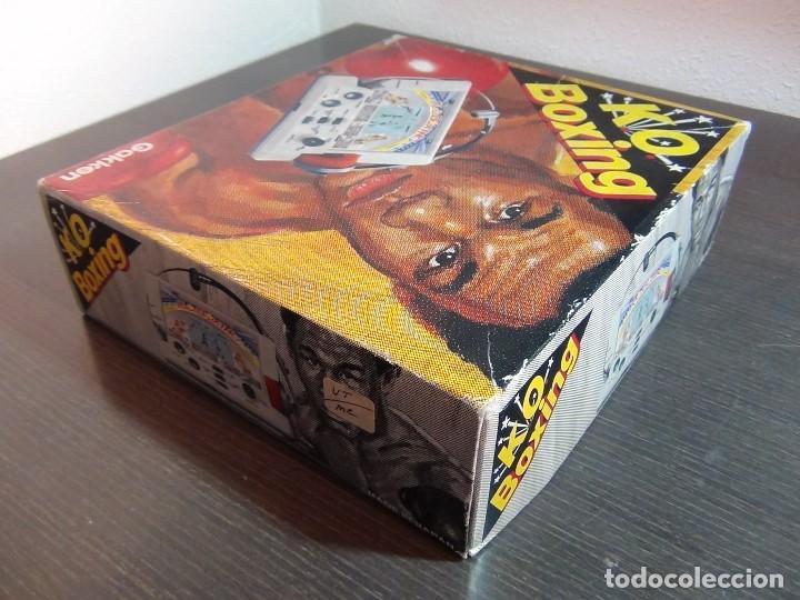 Videojuegos y Consolas: K.O. BOXING DE GAKKEN - MADE IN JAPAN - JUEGO LCD - Ver Video - Foto 16 - 123121659
