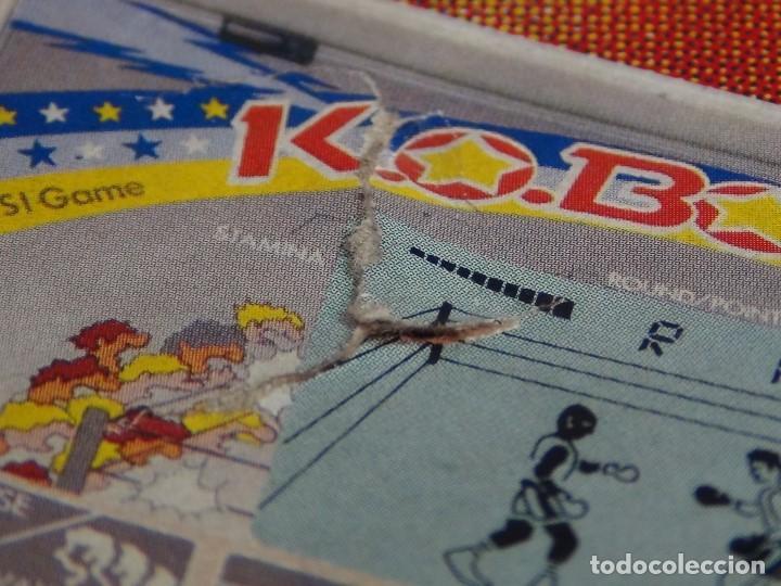 Videojuegos y Consolas: K.O. BOXING DE GAKKEN - MADE IN JAPAN - JUEGO LCD - Ver Video - Foto 20 - 123121659