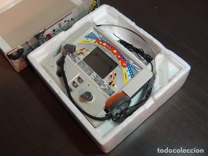 Videojuegos y Consolas: K.O. BOXING DE GAKKEN - MADE IN JAPAN - JUEGO LCD - Ver Video - Foto 25 - 123121659