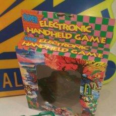 Videojuegos y Consolas: ELECTRONIC HANDHELD GAME - DEVIL TERMINATOR - 9 GAMES - QGH-131 - COMO NUEVA. Lote 123382403