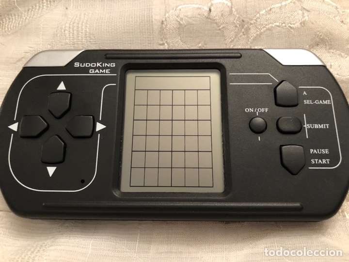 Videojuegos y Consolas: Maquinita Tipo game and watch sudoking game - Foto 1 - 124331556