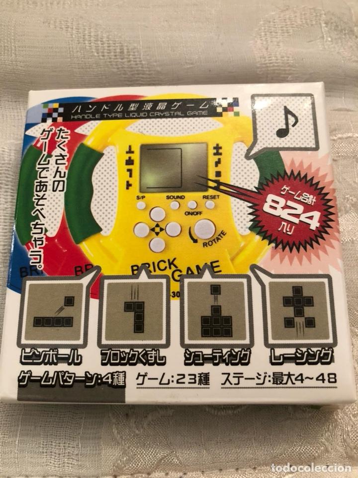 Videojuegos y Consolas: Maquinita tipo game and watch tetris - Foto 3 - 124332958