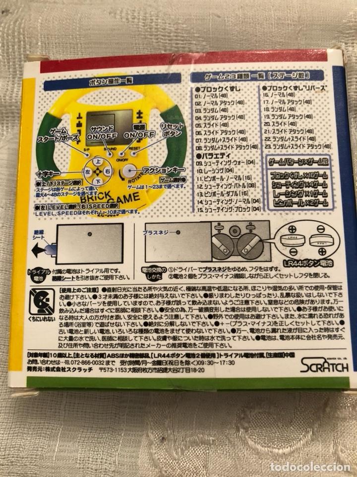 Videojuegos y Consolas: Maquinita tipo game and watch tetris - Foto 4 - 124332958